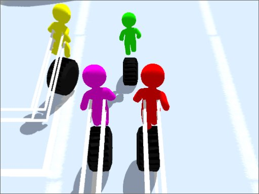 Play Epic Race Race 3D Game