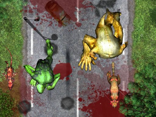 Play Crush the Zombies Game