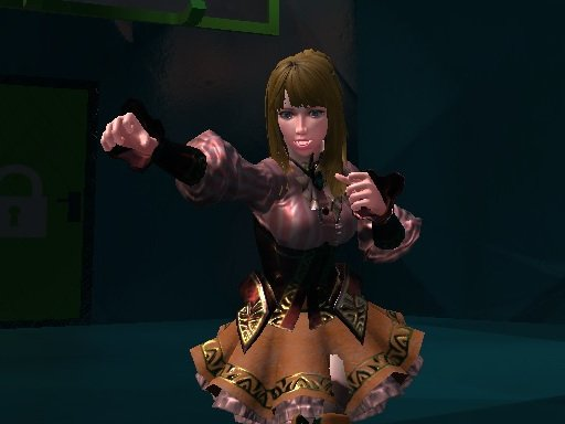Play Female Fighter Game