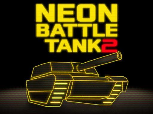 Play Neon Battle Tank 2 Game