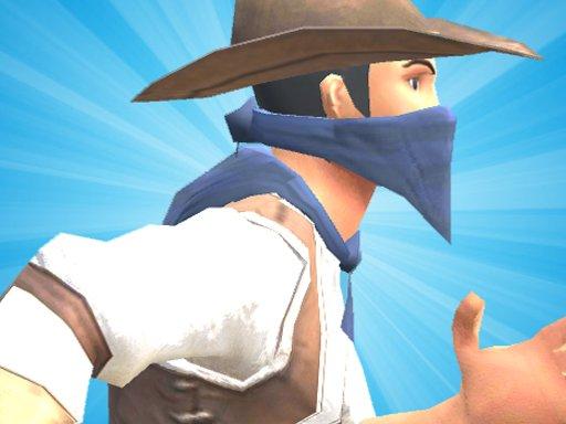 Play Cowboy Runner Game