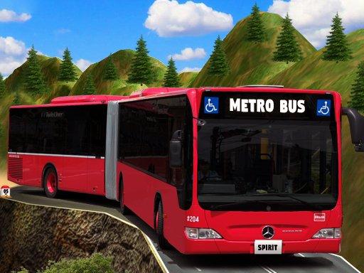 Play Metro Bus Simulator Game