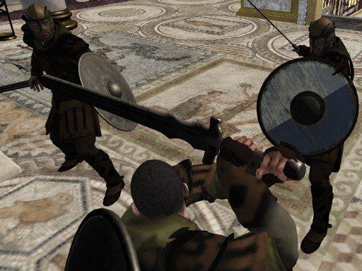 Play Parthian Warrior Game