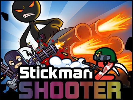 Play Stickman Shooter 2 Game
