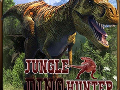 Play Jungle Dino Hunter Game