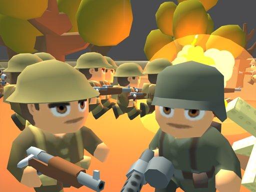 Play WW1 Battle Simulator Game