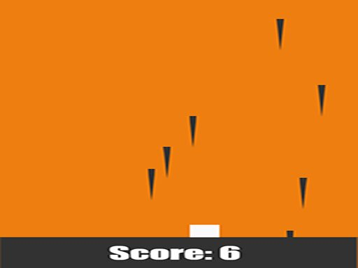 Play Dodge The Spikes Game