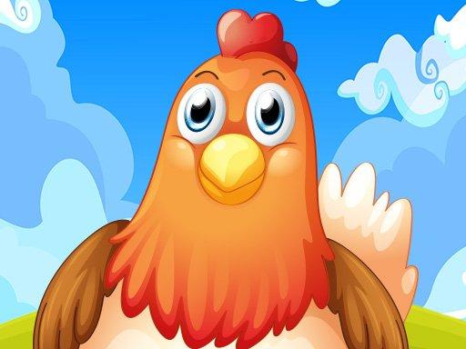 Play Chicken Egg Challenge Game