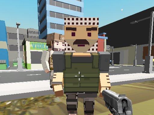 Play Blocky Pixel Game
