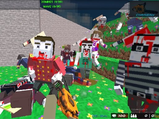 Play Pixel Gun Apocalypse 3 Game