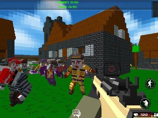 Play Best Combat Arena Game