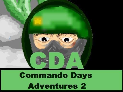 Play Commando Days Adventures 2 Game
