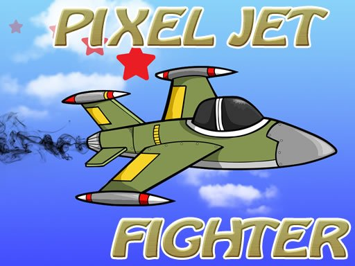 Play Pixel Jet Fighter Game