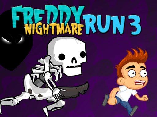 Play Freddy Run 3 Game