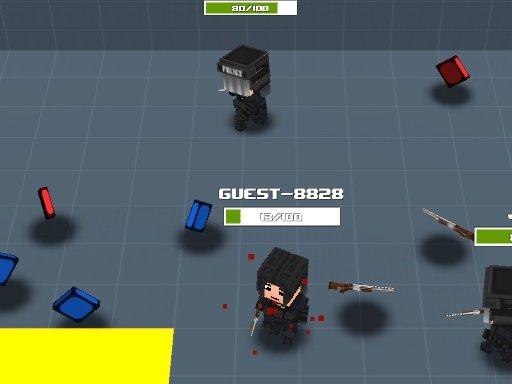 Play Top Shooter io Game