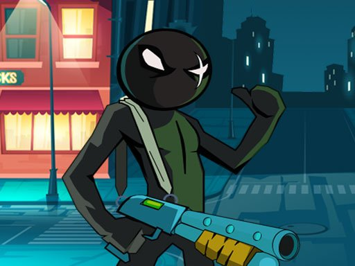 Play Stickman Team Force Game