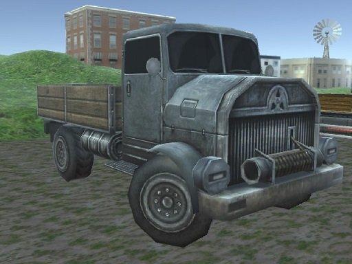 Play Euro Truck Sim Heavy Transport Game