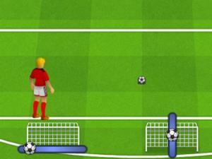Desenhos de Penalty Shootout Euro Cup para colorir
