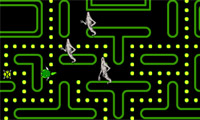 Play Ben 10 Pacman Game