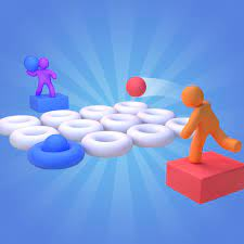 Play Balls Throw Duel 3D Game