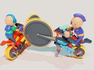 Play Saw Machine.io Game