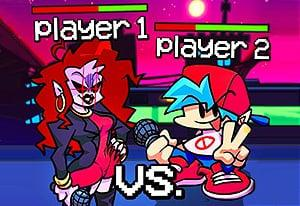 Play Friday Night Funkin 2 Players Game
