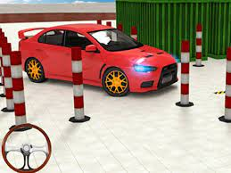 Play Advance Car parking 3D 2021 Game