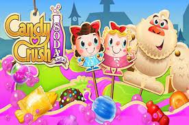 Play Candy Crush Soda King Game