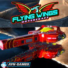 Play Flying Wings Hover Craft Game
