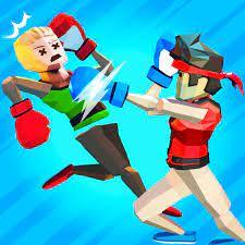 Play Funny Ragdoll Wrestlers Game