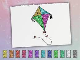 Play Glitter Toys Coloring Book Game