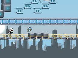 Play Gravity guy html5 Game