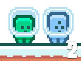 Play Green and Blue Cuteman 2 Game