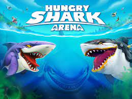 Play Hungry Shark Arena Game
