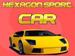 Desenhos de Hexagon Sport Car para colorir