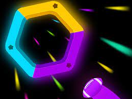 Play Hyper Color Rush Shooter Game