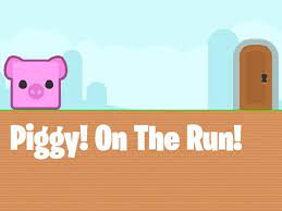 Play Piggy On The Run Game