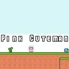Play Pink Cuteman Game