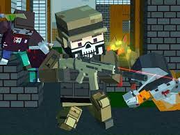 Play Pixel Shooter Zombie Multiplayer Game