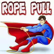 Play Rope Pull Game