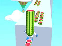 Play Watermelon Run Game