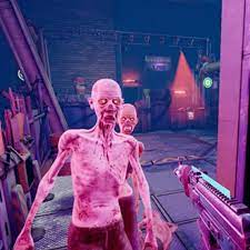 Play Zombies Outbreak Arena Game