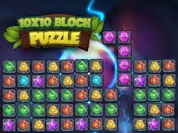 Desenhos de 10×10 Block Puzzle para colorir