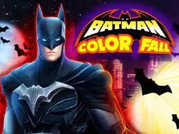 Play Batman Color Fall Puzzle Game Game