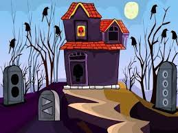 Play Burial Yard Escape Game