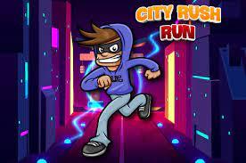 Play City Rush Run Game