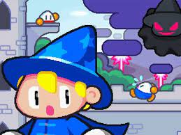 Play Drop Wizard Tower Game