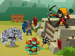 Play Fortress Defense Game