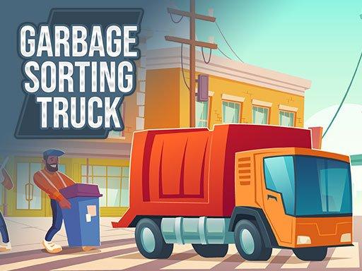 Play Garbage Sorting Truck Game