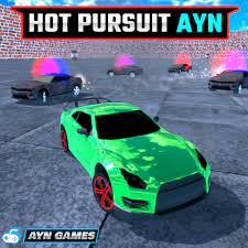 Play Hot Pursuit Ayn Game